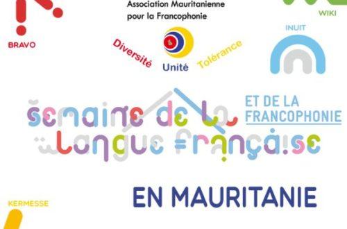 Article : Mauritanie : le français en péril !