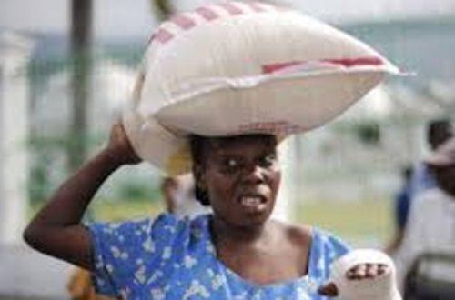 Article : La bravoure d'une femme haïtienne
