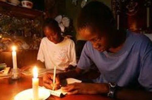 Article : Au Cameroun, les coupures d'électricité sont thérapeutiques