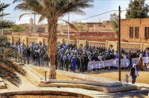 Article : Algérie : voir In Salah