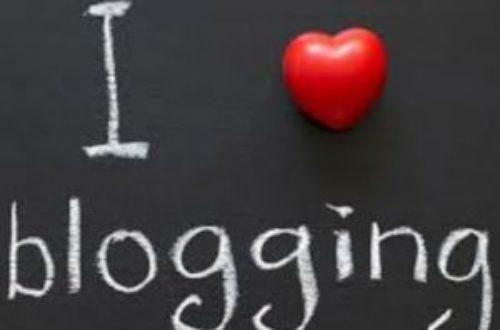 Article : Un blog n'est pas un site web
