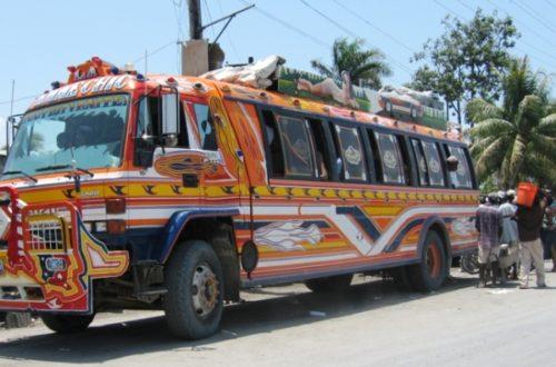 Article : Ces personnages de nos voyages en bus