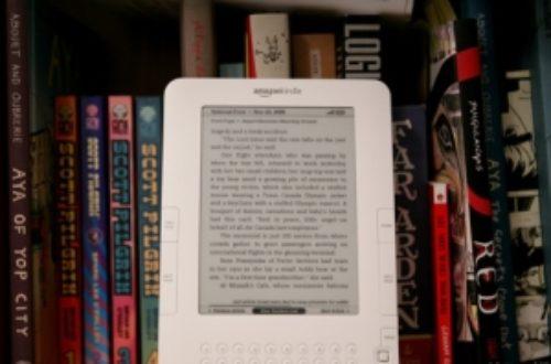 Article : Le livre en version numérique ou papier?