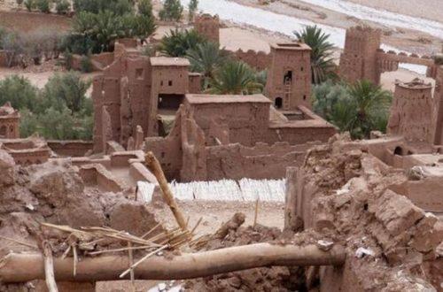 Article : Patrimoine massacré au royaume chérifien