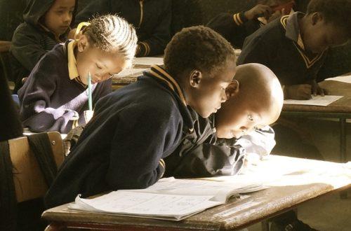 Article : Oui je parle français, mais je suis d'abord africain