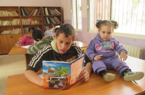 Article : Lire en fête à Blida