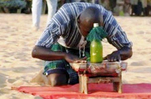 Article : La paille que la religion voit dans l'œil des traditions africaines… – #TBC