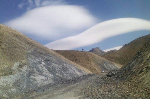 Article : Huis clos nomade au coeur de la vallée du Drâa