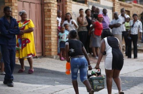 Article : Racisme et xénophobie en Afrique du Sud