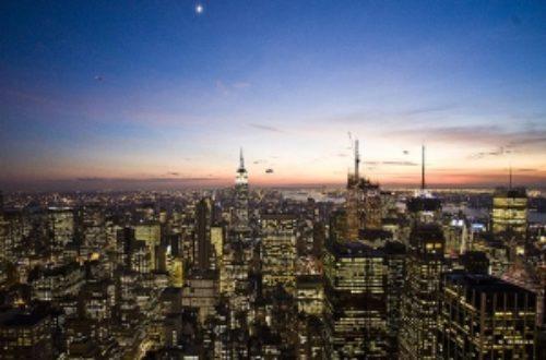 Article : Retour à New York, retour à l'euphorique bouillonnement