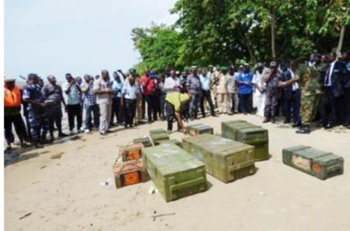 Article : Au Gabon, la terreur devient un argument politique