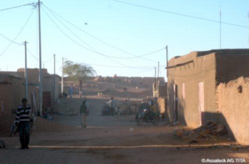 Article : Témoignages de jeunes de Tessalit au nord du Mali