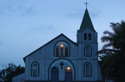 Article : L'Eglise et la politique en RDC