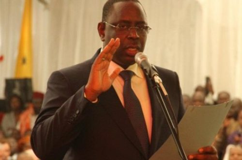 Article : Sénégal : an 3, seconde alternance
