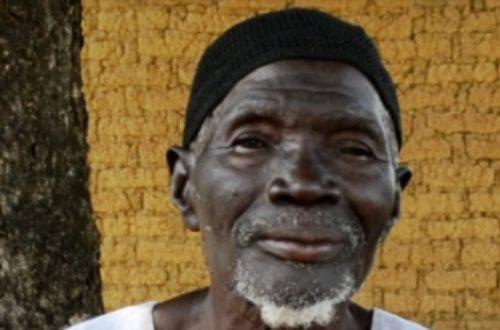 Article : Entretien : un sage du village de Sounsounkoro appelle les jeunes au retour à la source