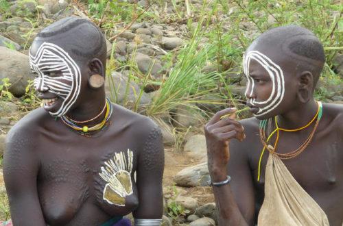 Article : Ethiopie : «L'Omo est devenu une fabrique d'images»