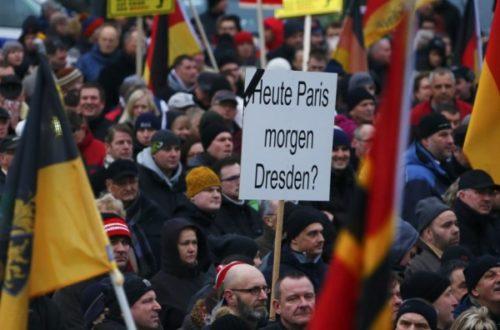 Article : Extrémisme, une arme contre la mondialisation