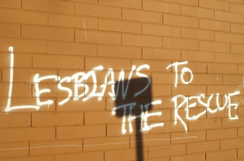 Article : Je suis lesbienne et je m'instruis ! – Recto Verso