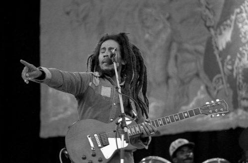 Article : Bob Marley chanvré… euh pardon… chambré par le Salaud Lumineux