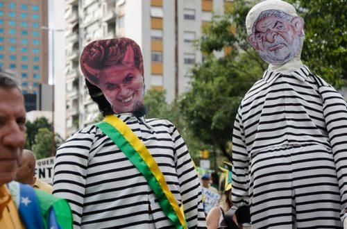 Article : Des villes rebelles au Brésil