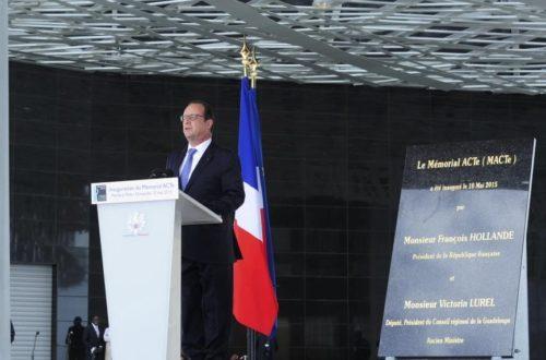 Article : Rendez-nous notre argent Monsieur Hollande !