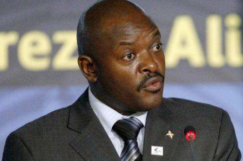 Article : Burundi : alerte au syndrome d'imposture démocratique africaine