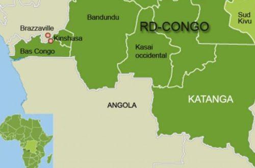 Article : Redécoupage territorial en RDC : de nouveaux germes d'instabilité