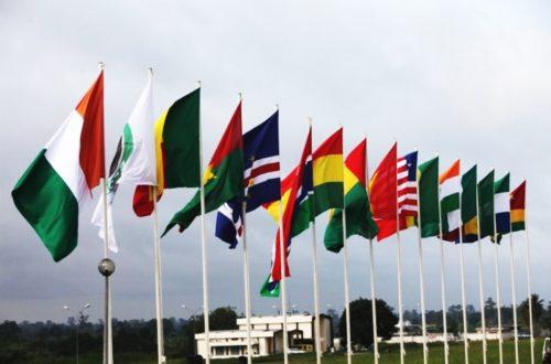 Article : Cédéao : le Togo et la Gambie gagnent à 2 contre 13