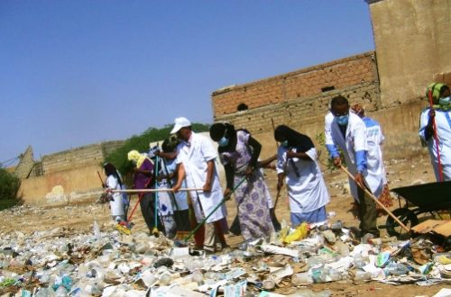 Article : Nouakchott : une insalubrité effarante