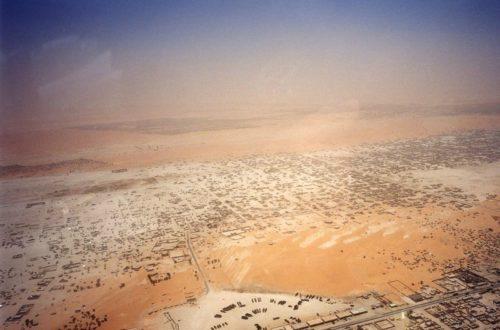 Article : Nouakchott confrontée au spectre de la soif