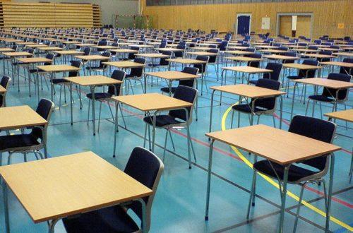 Article : Rentrée scolaire au Niger