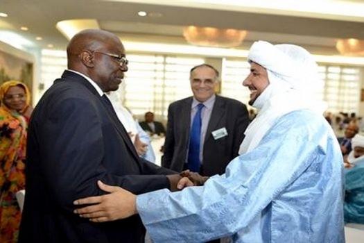Pourpalers de paix Mali