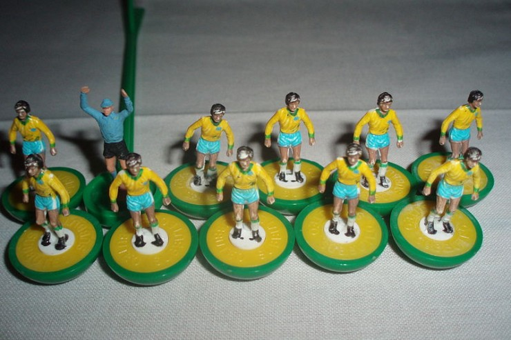 La selecao brésilienne