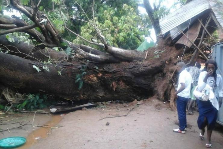 Conakry-Dégât-materiels-