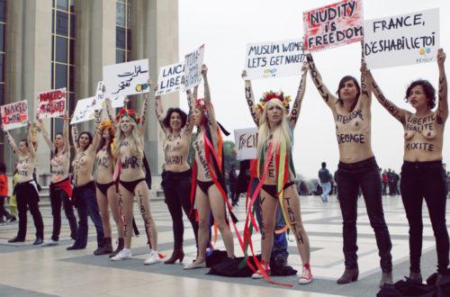 Article : Maroc : à quoi jouent les Femen ?