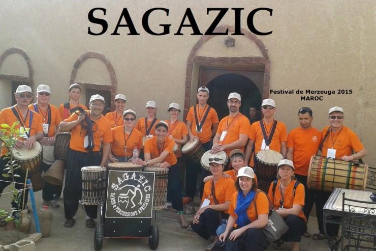 Sagazic Groupe de musique