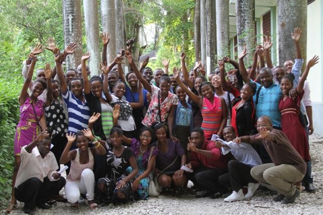 Haiti jeunesse