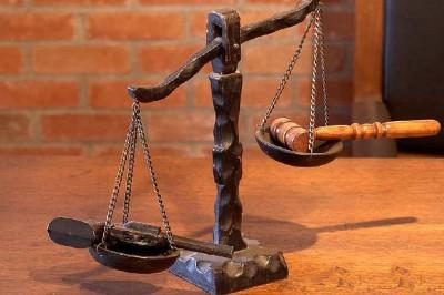 Balanace de la justice RDC