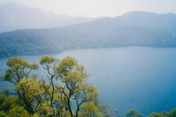 Le lac Oku (Cameroun)