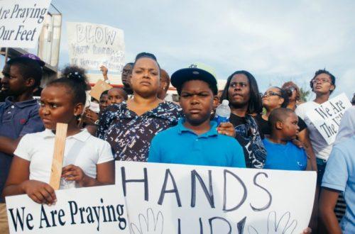 Article : États-unis : violence sociale, trop c'est trop !