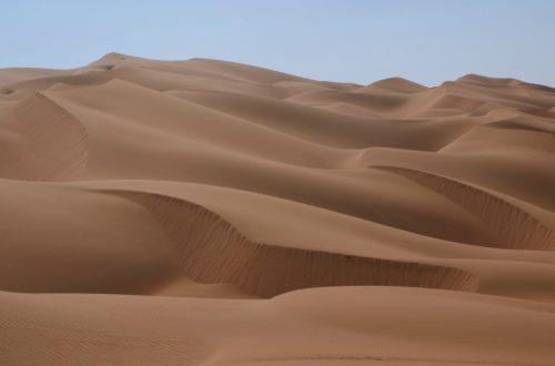 Article : Nouakchott entre la mer et le désert