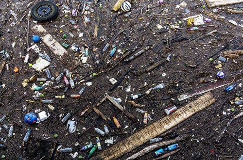Article : Kinshasa : les larmes d'une ville polluée
