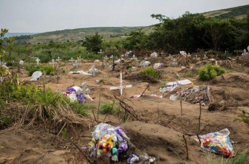 Article : Affaire de la fosse commune en RDC : HRW hausse le ton