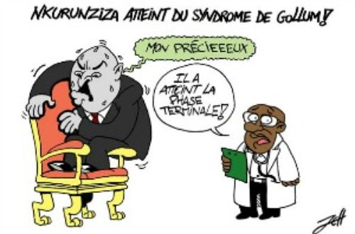 Article : Burundi : Nkurunzinza et le syndrome de Gollum !