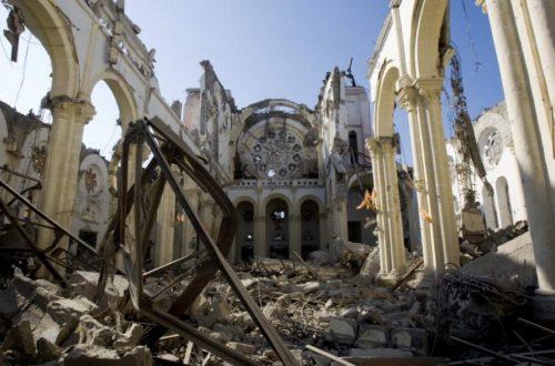 Article : Port-au-Prince: balade dans une ville fantôme