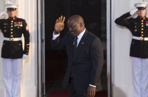 Article : Pour une fois félicitons Kabila