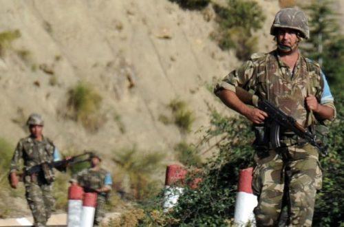 Article : Algérie : onze soldats tués dans une embuscade