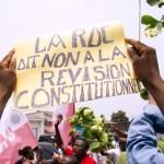 Manifestation en RDC