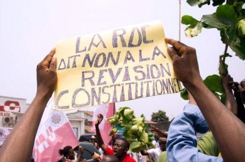 Article : Ces constitutions testaments en Afrique