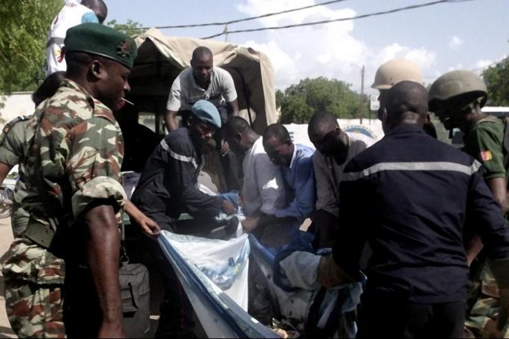 Attentat Maroua Cameroun